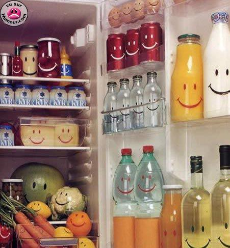 Garde le sourire où que tu sois !