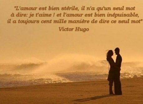 Citation R Amour
