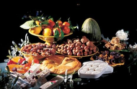 noel en provence les 13 desserts centerblog
