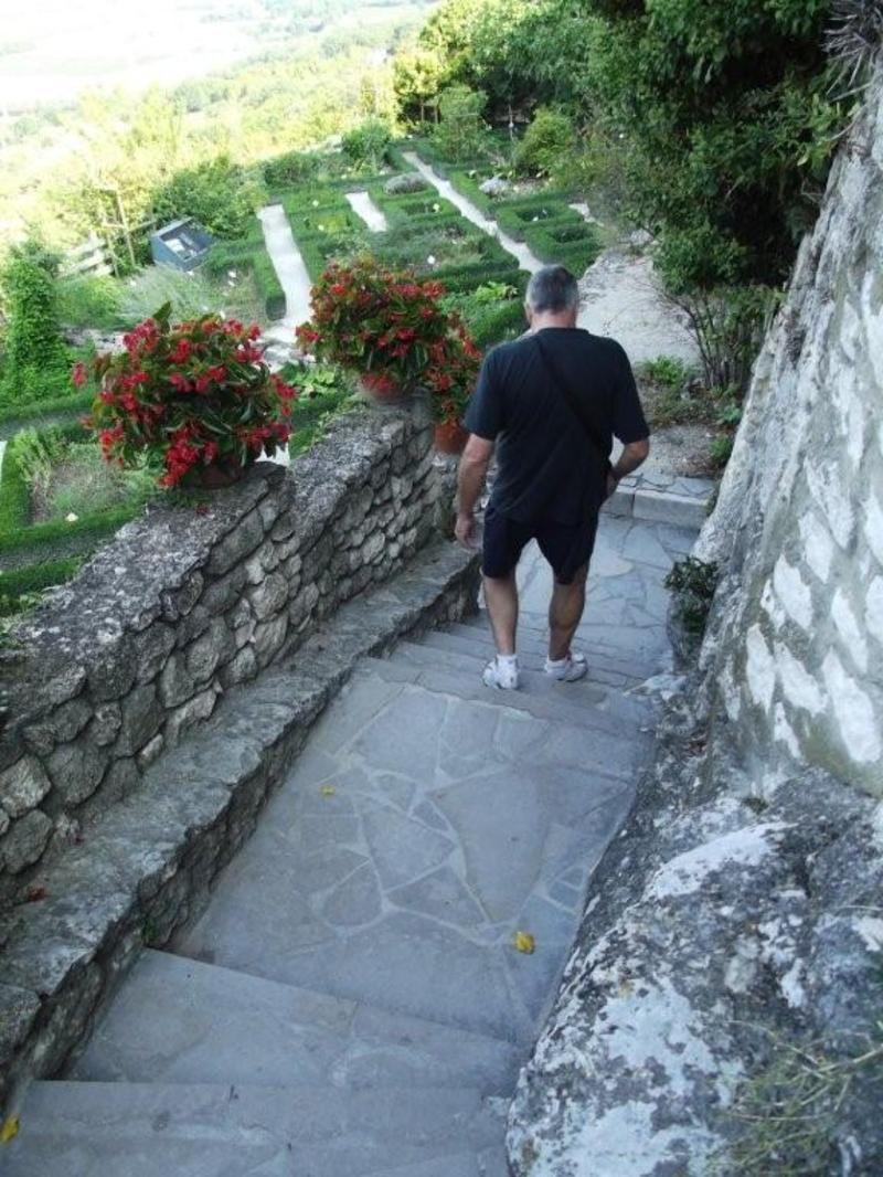 La garde adh mar dr me le jardin remarquable centerblog for Jardin remarquable