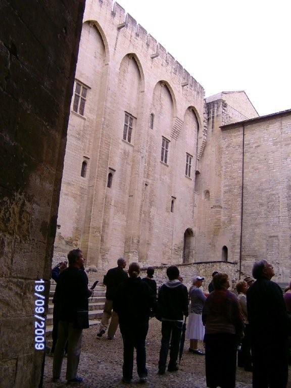Le palais des papes a avignon 84 vaucluse - L amuse bouche avignon ...