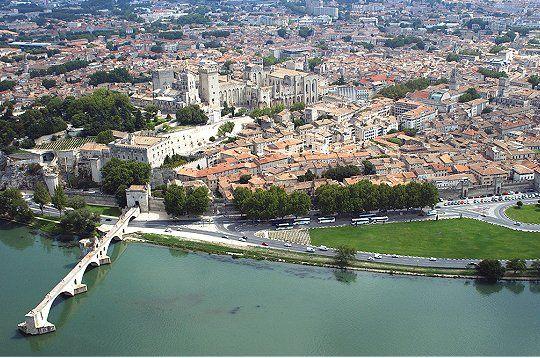 Prefecture Avignon Centre Ville
