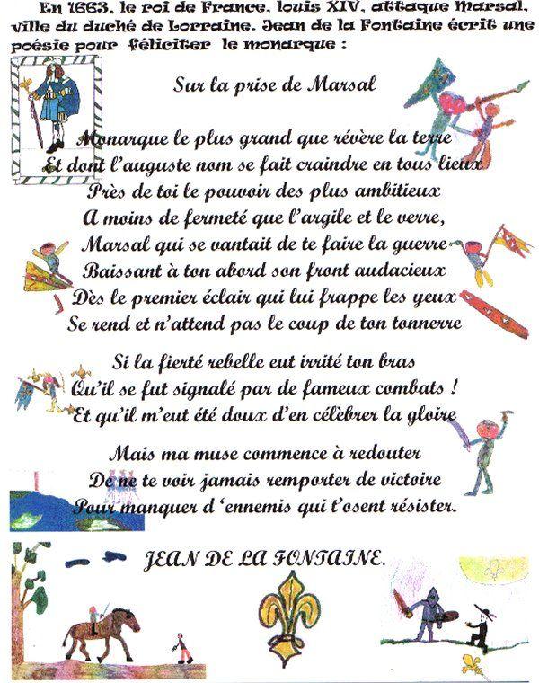 Hommage à Jean De La Fontaine
