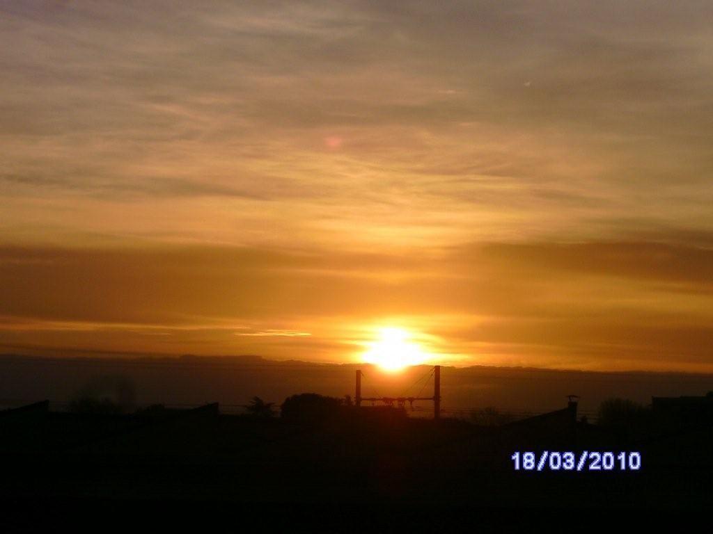 Coucher du soleil que marc a photographi tout l 39 heure - Horaire coucher du soleil aujourd hui ...