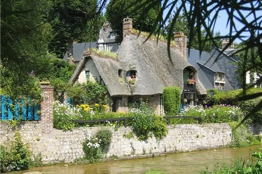 Veules-les-Roses, Upper Normandy